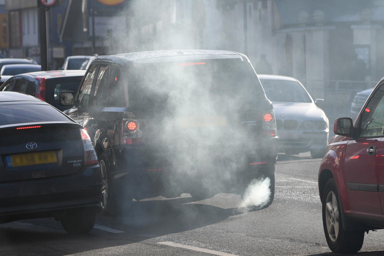 Air pollution decrease