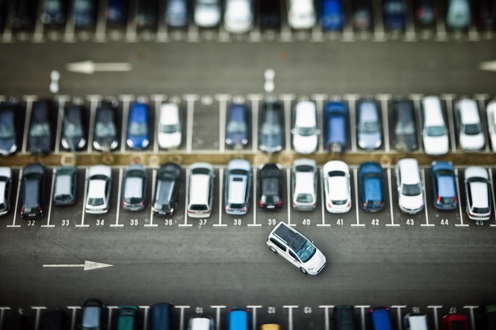 parking management solutions