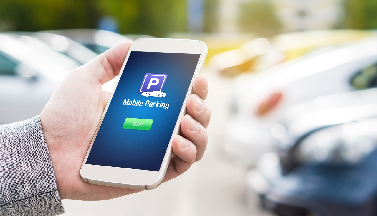 mobile parking app