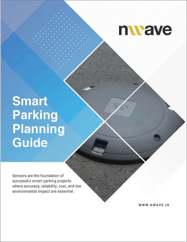 Brochure Nwave Smart Parking