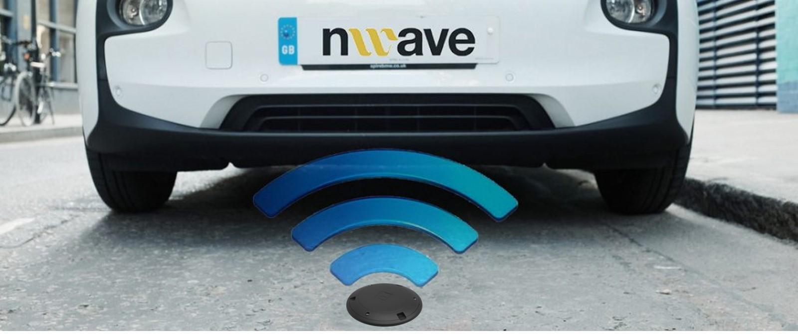 Wireless Parking Space Sensor