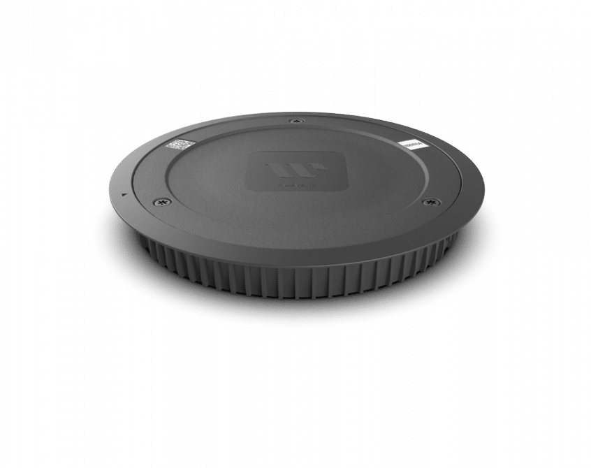 flush-mount in-ground smart parking sensor