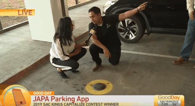 JAPA Parking